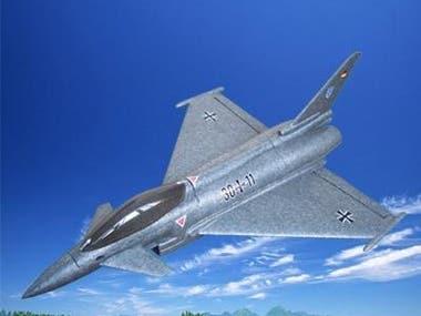 EURO Fighter RTF