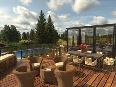 Landscaping/Garden/Backyard Design