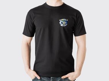 Logos for a Tshirt