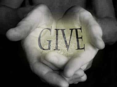 Give charity jpg
