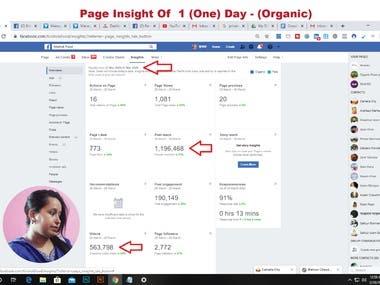 Social Media Marketing and Advertisement on 6 Major Media