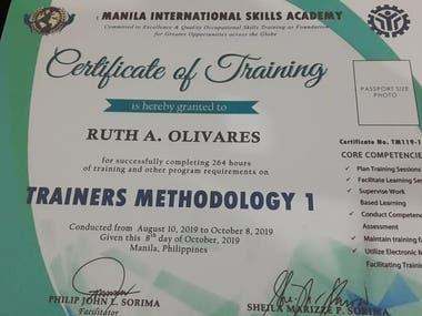 Trainers Management TM1