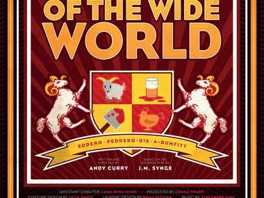 Playboy of the Wide World Poster