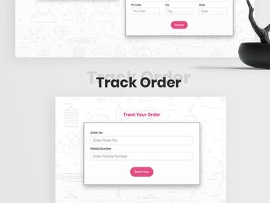 Medical Report Tracking and Booking Website with Admin Panel