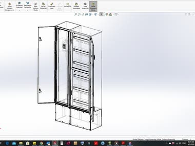 Electrical Pannel Designs