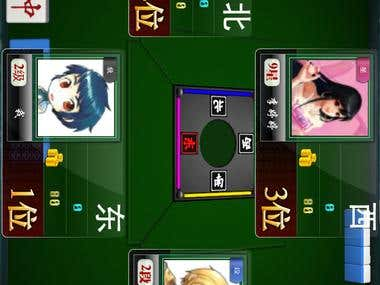 Online Mahzong Game