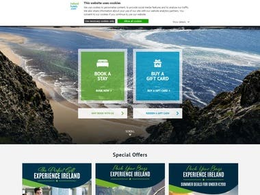 Laravel - Hotel Booking Platform
