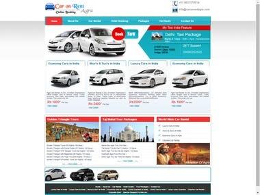 Car Rental Agra