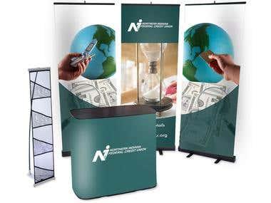 Trade Show Design for NIFCU