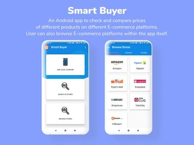 SmartBuyer Android App