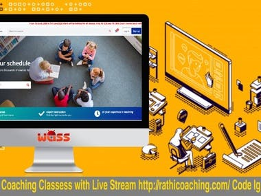 Online Coaching Classes