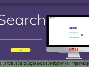 Search Engine WEbstie