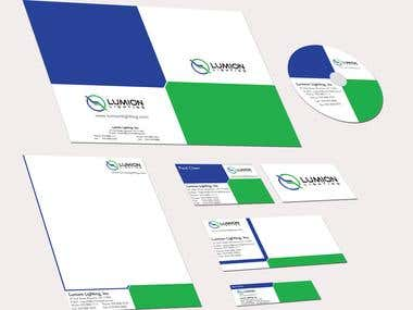 Branding / Corporate Identity for Lumion