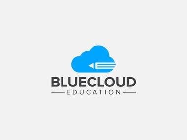Blue-Cloud--Education-Logo
