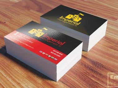(Imperial Managment FL) Business Card
