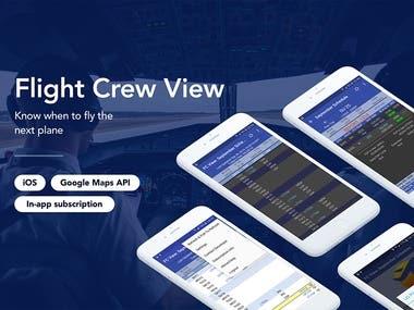 Flight Crew View