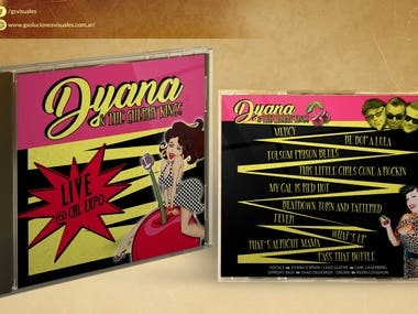 Dyana and The Cherry Kings
