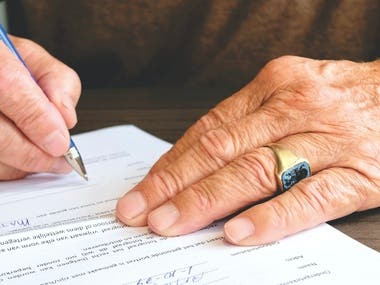 Professional Agreement Writer
