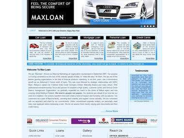 MAXLOAN http://www.maxloan.in/