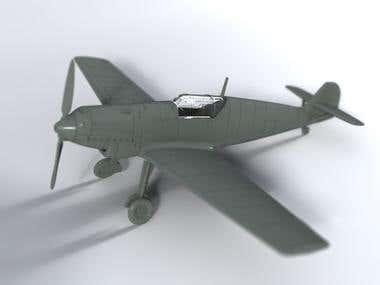 Messershmidt Bf-109