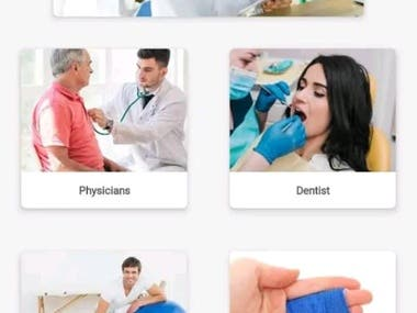 Doctors Appointment Booking App