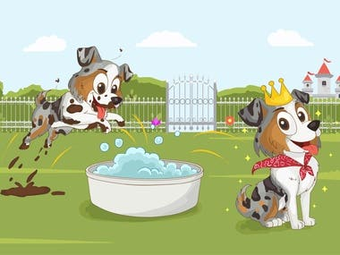 Design for Dog Grooming business