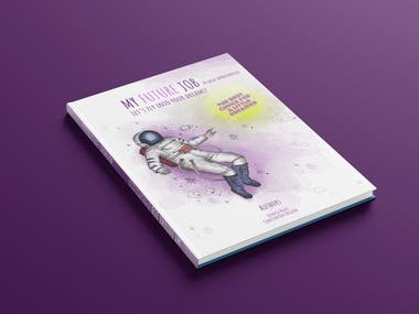 Digital Book cover design