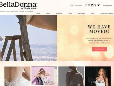 Dress Designer Web