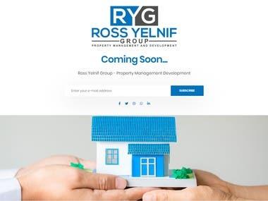 Landing Page Website