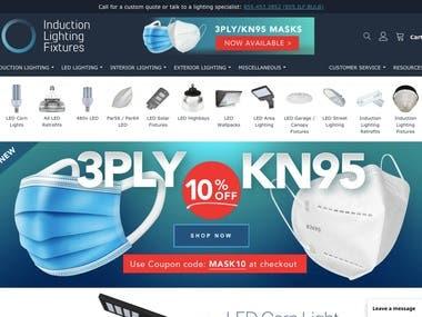 BigCommerce WebShop Customization