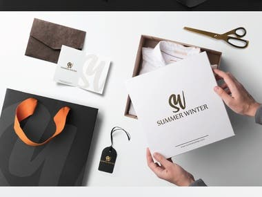 Logo & Packaging