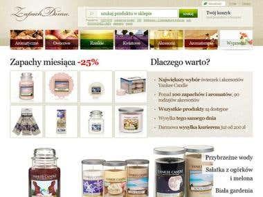 ZapachDomu - shop online