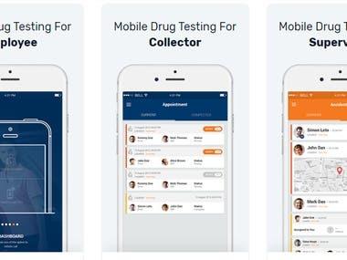 Mobile Drug Testing Solution