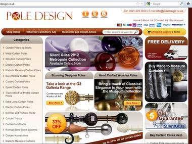 Poles Design site