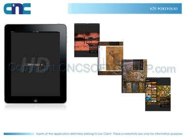 CNCSOFT (iOS, iPhone, iPad, Android, Ruby,...	 Portfolio