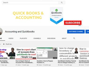 Accounting and Quickbooks Expert