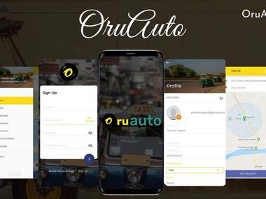 OruAuto App