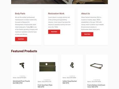 SGI Reengus - New Website