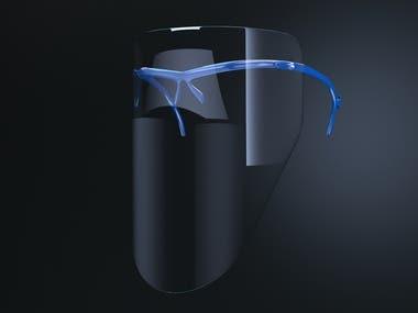 3D RENDERING PRODUCT DESIGN