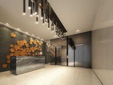 Interior Design Plates - 3D Model