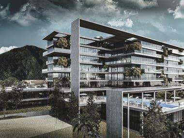 Building Design - Caracas