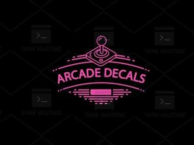 Archade Decals