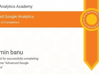 Analytic Google