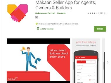 App for Agents, Owners & Builders