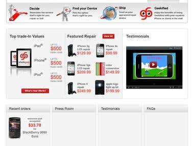 iPhone Repair and Buyback Site