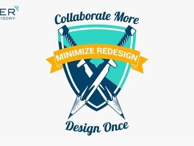 Graphics Design Work - Minimize Redesign