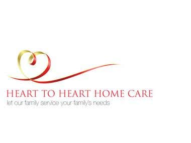 Heart to Heart Old Home logo