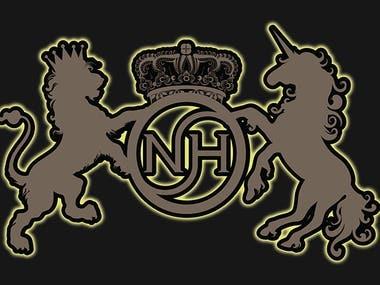 NH 3D logo