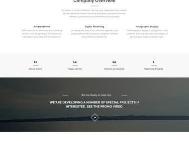 Websites of