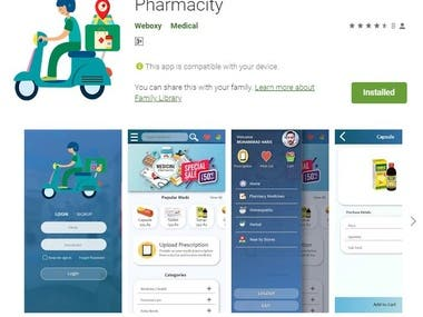 Pharmacity (App + Web)